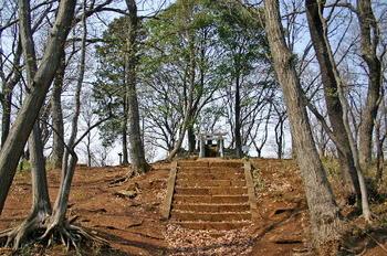 090321-09堂山山頂浅間神社.JPG